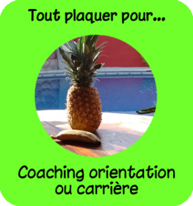 Coaching orientation ou carrière